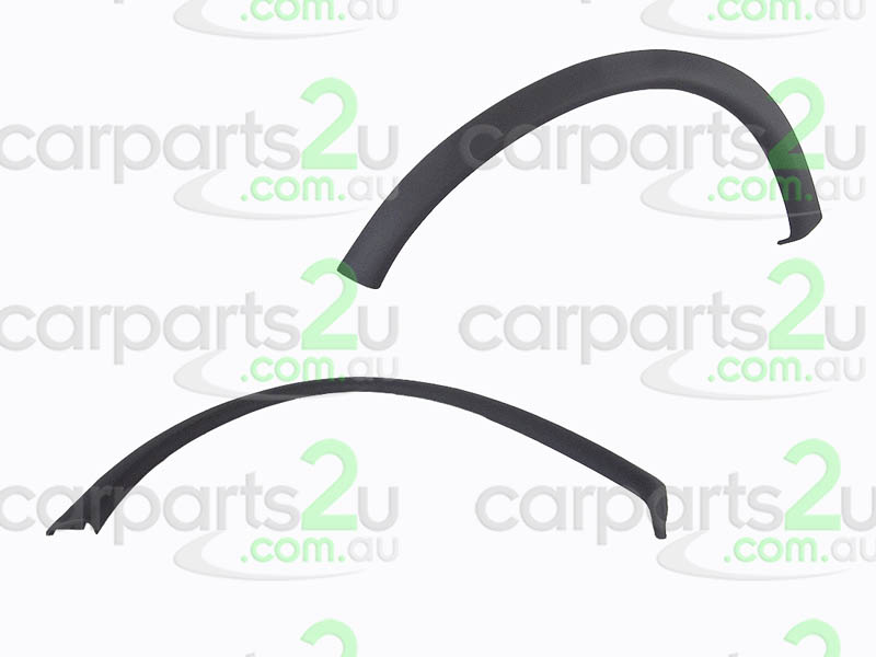 HOLDEN BARINA COLORADO UTE RG  FRONT GUARD FLARE - New quality car parts & auto spares online Australia wide with the convenience of shopping from your own home. Carparts 2U Penrith Sydney