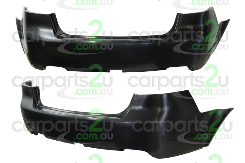 HOLDEN COMMODORE VE SERIES 1  REAR BUMPER - New quality car parts & auto spares online Australia wide with the convenience of shopping from your own home. Carparts 2U Penrith Sydney
