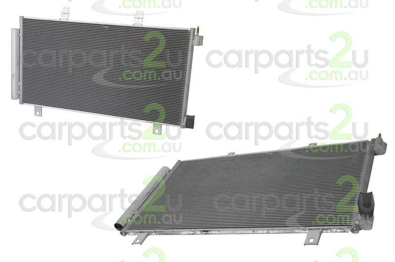 HOLDEN COMMODORE VX  CONDENSER - New quality car parts & auto spares online Australia wide with the convenience of shopping from your own home. Carparts 2U Penrith Sydney