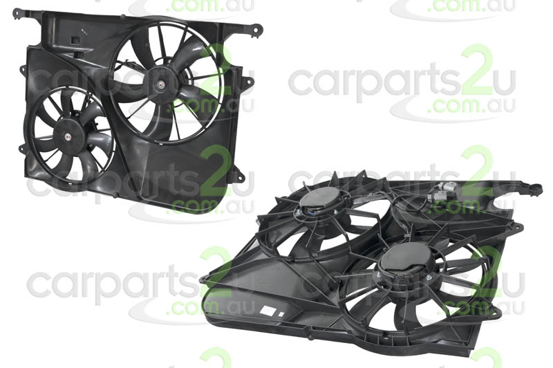 HOLDEN CAPTIVA CAPTIVA CG SERIES 1  RADIATOR FAN ASSEMBLY - New quality car parts & auto spares online Australia wide with the convenience of shopping from your own home. Carparts 2U Penrith Sydney