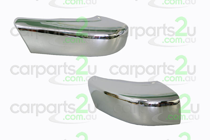 TO SUIT HOLDEN RODEO TF  FRONT BAR END  LEFT - BRAND NEW LEFT HAND SIDE CHROME FRONT BAR END TO SUIT HOLDEN RODEO TF (02/1997-02/2003)