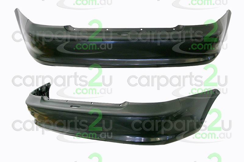 HOLDEN VECTRA RA  REAR BUMPER - New quality car parts & auto spares online Australia wide with the convenience of shopping from your own home. Carparts 2U Penrith Sydney