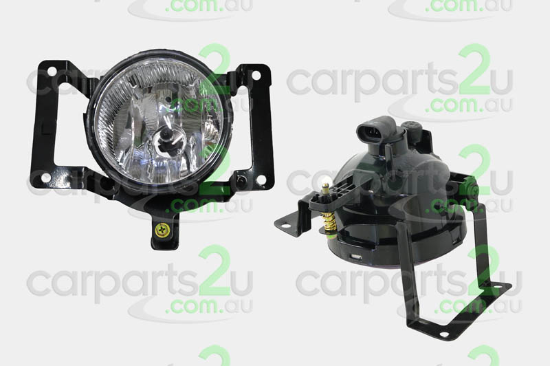 HYUNDAI TUSCON TERRACAN HP  FOG LIGHT - New quality car parts & auto spares online Australia wide with the convenience of shopping from your own home. Carparts 2U Penrith Sydney