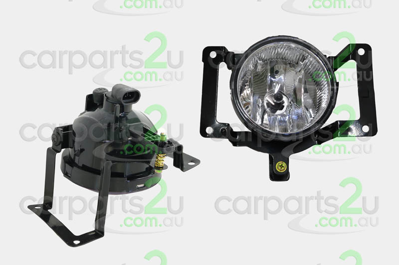 HYUNDAI TUSCON TUSCON WAGON  FOG LIGHT - New quality car parts & auto spares online Australia wide with the convenience of shopping from your own home. Carparts 2U Penrith Sydney