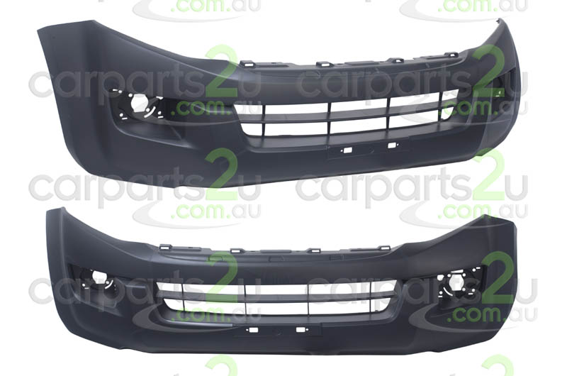 TO SUIT ISUZU D MAX D MAX UTE FRONT BUMPER NA   BRAND NEW