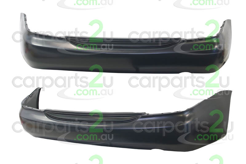 MITSUBISHI LANCER PA 2  REAR BUMPER - New quality car parts & auto spares online Australia wide with the convenience of shopping from your own home. Carparts 2U Penrith Sydney