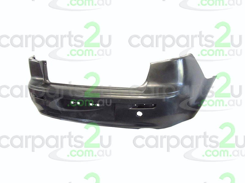 MITSUBISHI LANCER CH  REAR BUMPER - New quality car parts & auto spares online Australia wide with the convenience of shopping from your own home. Carparts 2U Penrith Sydney