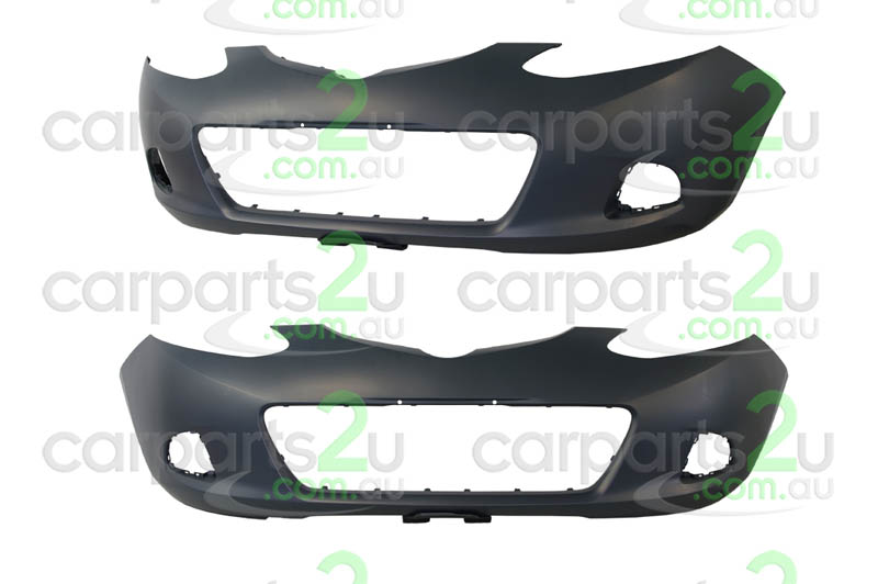 MAZDA MAZDA 2 CX-7 WAGON ER  FRONT BUMPER - New quality car parts & auto spares online Australia wide with the convenience of shopping from your own home. Carparts 2U Penrith Sydney