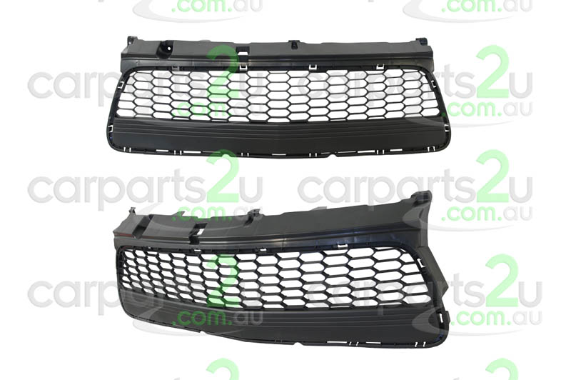 MAZDA MAZDA 3 MAZDA 3 BK  FRONT BAR GRILLE - New quality car parts & auto spares online Australia wide with the convenience of shopping from your own home. Carparts 2U Penrith Sydney