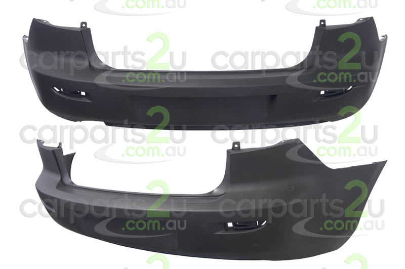 MAZDA MAZDA 3 MAZDA 2 DE  REAR BUMPER - New quality car parts & auto spares online Australia wide with the convenience of shopping from your own home. Carparts 2U Penrith Sydney