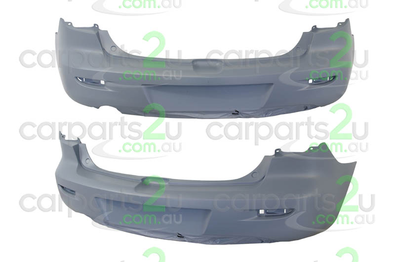 MAZDA MAZDA 3 MAZDA 3 BK  REAR BUMPER - New quality car parts & auto spares online Australia wide with the convenience of shopping from your own home. Carparts 2U Penrith Sydney