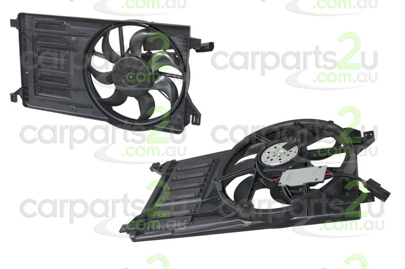 MAZDA MAZDA 3 EP  RADIATOR FAN ASSEMBLY - New quality car parts & auto spares online Australia wide with the convenience of shopping from your own home. Carparts 2U Penrith Sydney