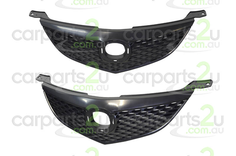 MAZDA MAZDA 3 CX-7 WAGON ER  GRILLE - New quality car parts & auto spares online Australia wide with the convenience of shopping from your own home. Carparts 2U Penrith Sydney