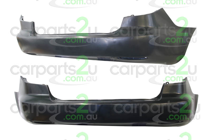 MAZDA MAZDA 6  MAZDA 3 BK  REAR BUMPER - New quality car parts & auto spares online Australia wide with the convenience of shopping from your own home. Carparts 2U Penrith Sydney