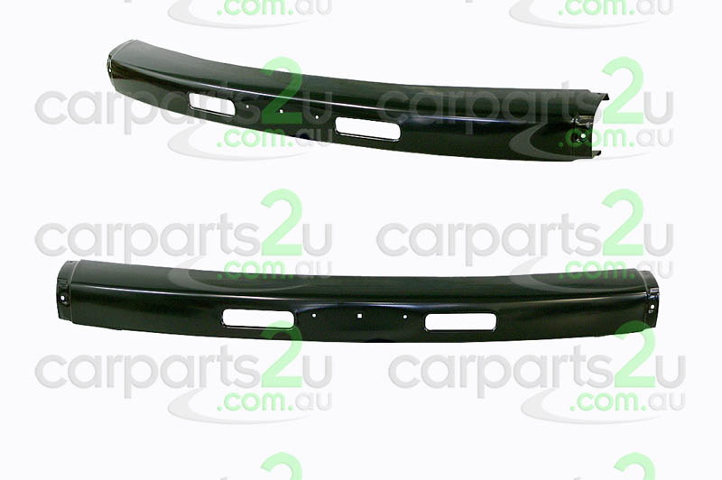 MAZDA B SERIES UTE / BRAVO MAZDA 6 GH  FRONT BUMPER - New quality car parts & auto spares online Australia wide with the convenience of shopping from your own home. Carparts 2U Penrith Sydney