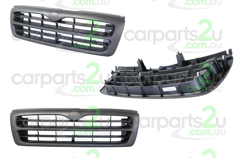MAZDA B SERIES UTE / BRAVO MAZDA 6 GH  GRILLE - New quality car parts & auto spares online Australia wide with the convenience of shopping from your own home. Carparts 2U Penrith Sydney