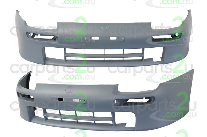 TO SUIT MAZDA 323 BA  FRONT BUMPER  NA -  