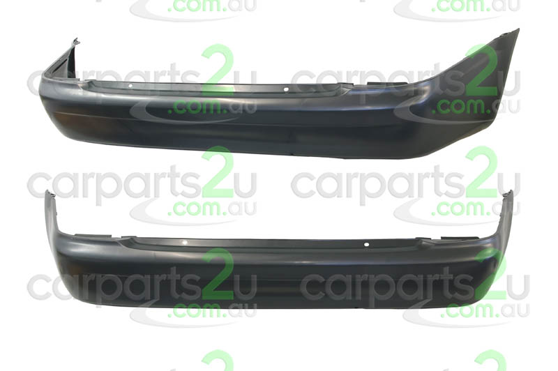 MAZDA 323 MAZDA 6 GH  REAR BUMPER - New quality car parts & auto spares online Australia wide with the convenience of shopping from your own home. Carparts 2U Penrith Sydney