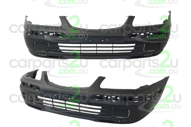 TO SUIT MAZDA 626 GF  FRONT BUMPER  NA - BRAND NEW FRONT BUMPER TO SUIT MAZDA 626 GF (04/1997-07/1999)