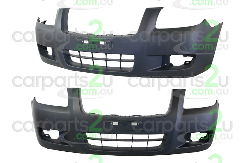 MAZDA BT-50 GF  FRONT BUMPER - New quality car parts & auto spares online Australia wide with the convenience of shopping from your own home. Carparts 2U Penrith Sydney