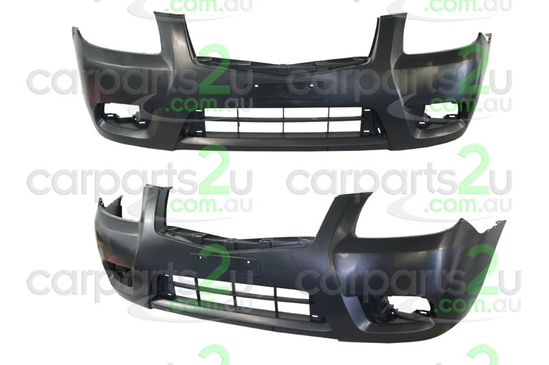 MAZDA BT-50 BT-50 UTE  FRONT BUMPER - New quality car parts & auto spares online Australia wide with the convenience of shopping from your own home. Carparts 2U Penrith Sydney