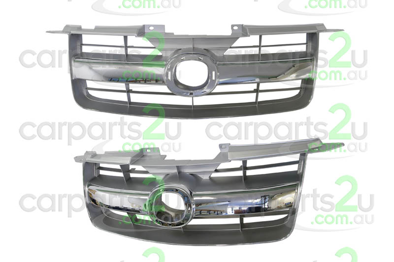 MAZDA BT-50 BRAVO UN  GRILLE - New quality car parts & auto spares online Australia wide with the convenience of shopping from your own home. Carparts 2U Penrith Sydney
