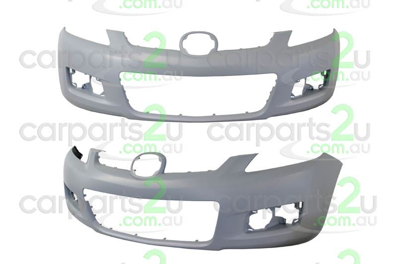 MAZDA CX-7 BT-50 UTE  FRONT BUMPER - New quality car parts & auto spares online Australia wide with the convenience of shopping from your own home. Carparts 2U Penrith Sydney