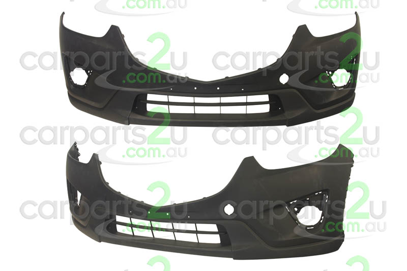 MAZDA CX-5 CX-7 WAGON ER  FRONT BUMPER - New quality car parts & auto spares online Australia wide with the convenience of shopping from your own home. Carparts 2U Penrith Sydney