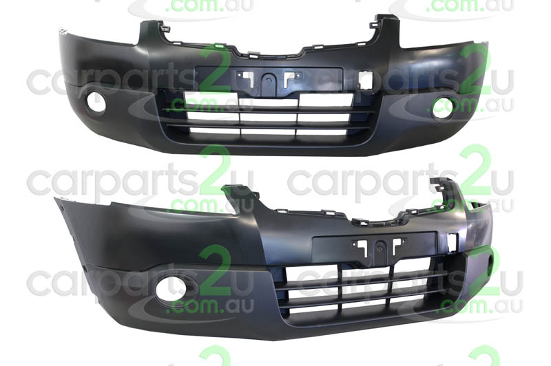 NISSAN DUALIS R52  FRONT BUMPER - New quality car parts & auto spares online Australia wide with the convenience of shopping from your own home. Carparts 2U Penrith Sydney