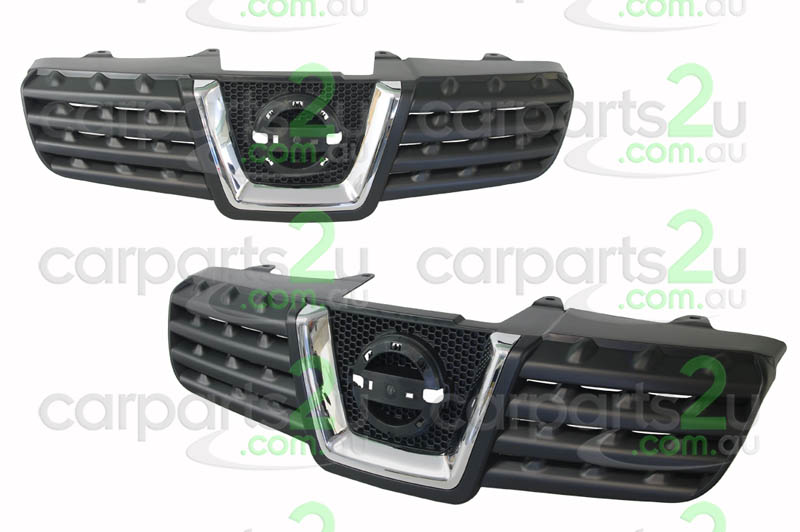 NISSAN DUALIS N16 SEDAN  GRILLE - New quality car parts & auto spares online Australia wide with the convenience of shopping from your own home. Carparts 2U Penrith Sydney