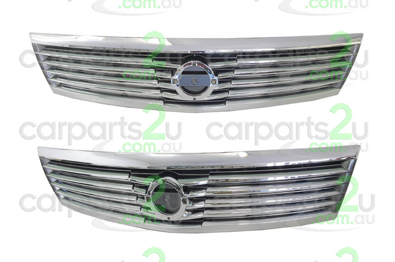 NISSAN MAXIMA K13  GRILLE - New quality car parts & auto spares online Australia wide with the convenience of shopping from your own home. Carparts 2U Penrith Sydney