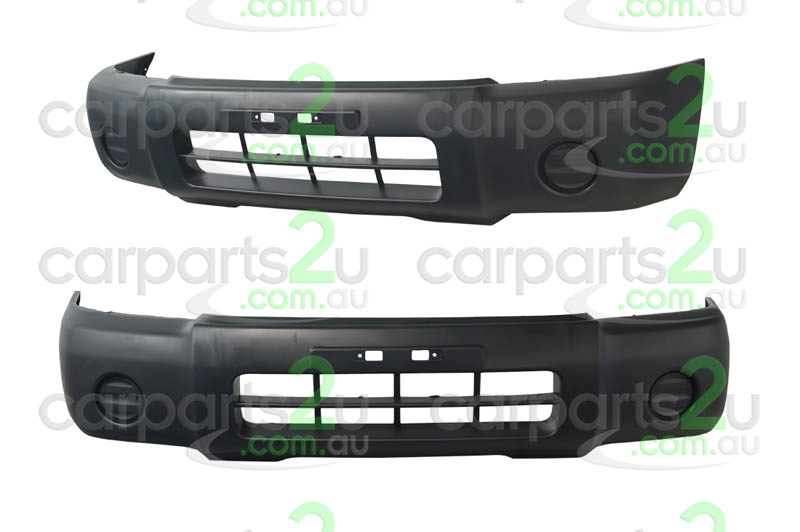 NISSAN NAVARA A33  FRONT BUMPER - New quality car parts & auto spares online Australia wide with the convenience of shopping from your own home. Carparts 2U Penrith Sydney