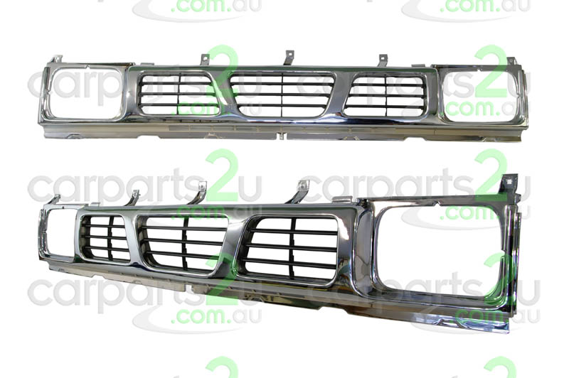 NISSAN NAVARA D21 UTE  GRILLE - New quality car parts & auto spares online Australia wide with the convenience of shopping from your own home. Carparts 2U Penrith Sydney