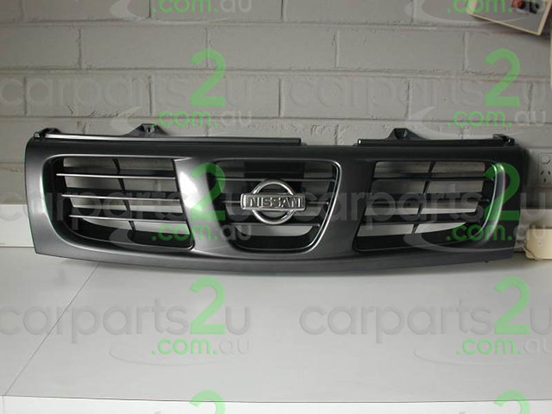 NISSAN NAVARA D22 UTE  GRILLE - New quality car parts & auto spares online Australia wide with the convenience of shopping from your own home. Carparts 2U Penrith Sydney