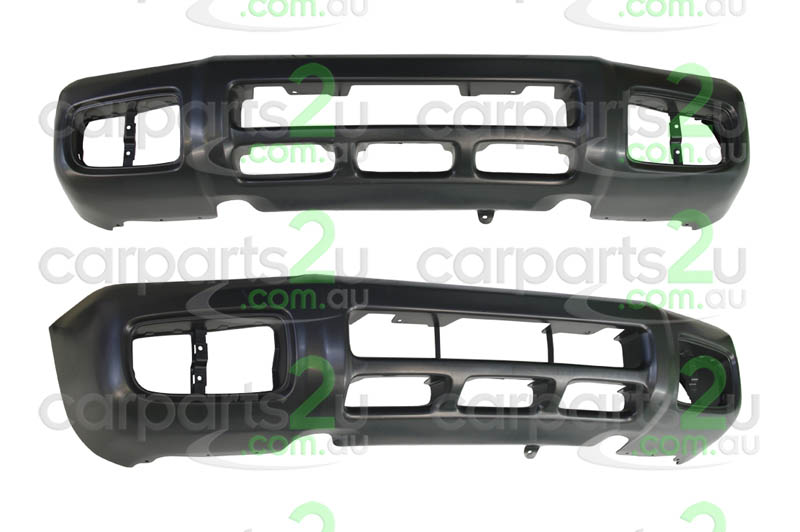 NISSAN PATHFINDER D22 UTE  FRONT BUMPER - New quality car parts & auto spares online Australia wide with the convenience of shopping from your own home. Carparts 2U Penrith Sydney
