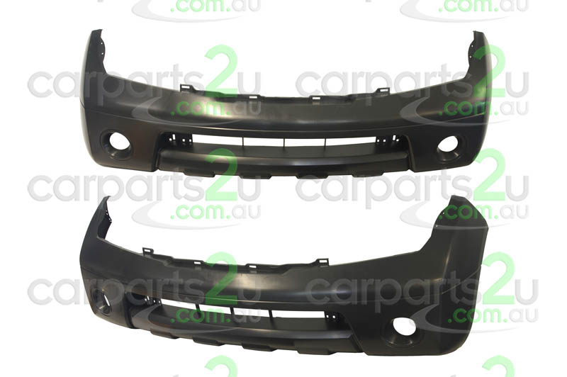 NISSAN PATHFINDER R50 SERIES 2  FRONT BUMPER - New quality car parts & auto spares online Australia wide with the convenience of shopping from your own home. Carparts 2U Penrith Sydney