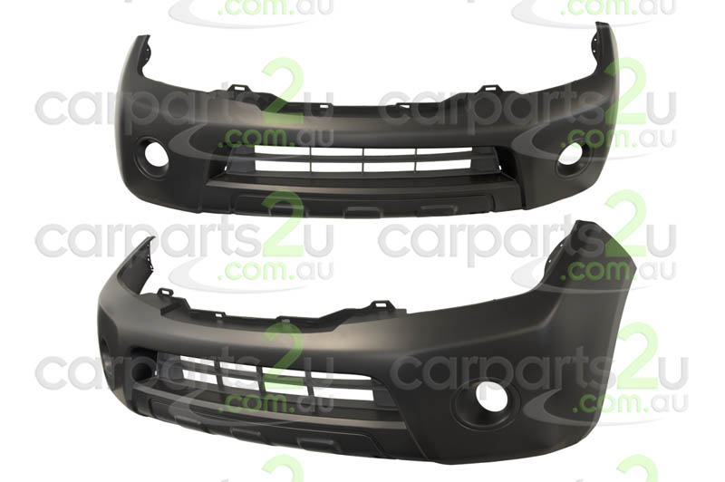 NISSAN PATHFINDER R51  FRONT BUMPER - New quality car parts & auto spares online Australia wide with the convenience of shopping from your own home. Carparts 2U Penrith Sydney