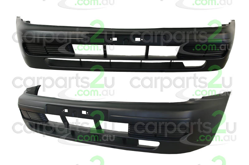 NISSAN PULSAR R51  FRONT BUMPER - New quality car parts & auto spares online Australia wide with the convenience of shopping from your own home. Carparts 2U Penrith Sydney