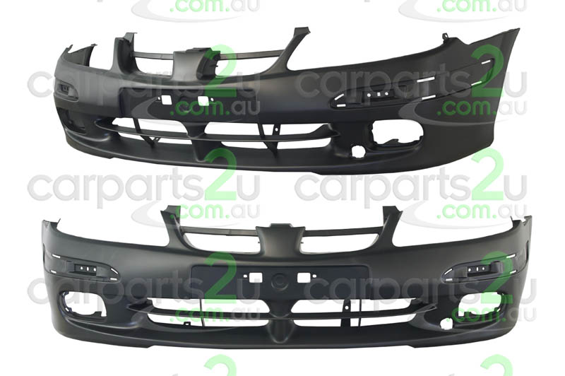 NISSAN PULSAR N16 SEDAN  FRONT BUMPER - New quality car parts & auto spares online Australia wide with the convenience of shopping from your own home. Carparts 2U Penrith Sydney