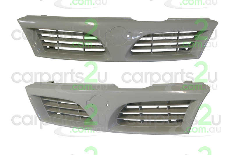 NISSAN PULSAR R50 SERIES 2  GRILLE - New quality car parts & auto spares online Australia wide with the convenience of shopping from your own home. Carparts 2U Penrith Sydney
