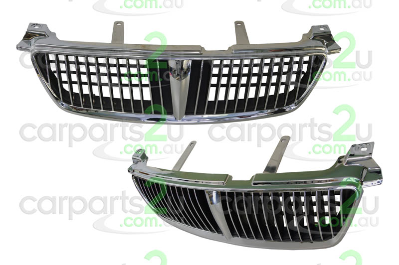 NISSAN PULSAR N15  GRILLE - New quality car parts & auto spares online Australia wide with the convenience of shopping from your own home. Carparts 2U Penrith Sydney