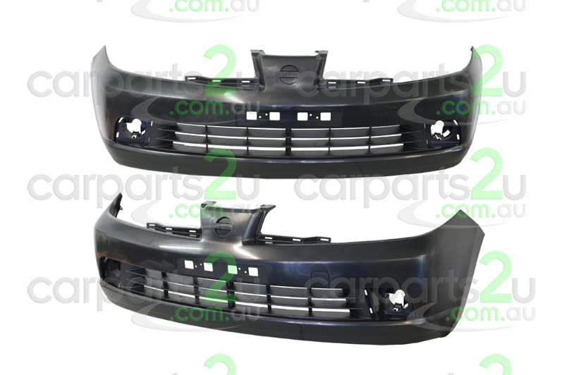 NISSAN TIIDA GU / Y61  FRONT BUMPER - New quality car parts & auto spares online Australia wide with the convenience of shopping from your own home. Carparts 2U Penrith Sydney