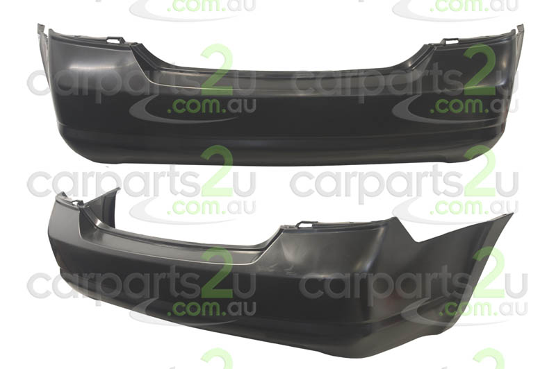 NISSAN TIIDA N16 HATCH  REAR BUMPER - New quality car parts & auto spares online Australia wide with the convenience of shopping from your own home. Carparts 2U Penrith Sydney
