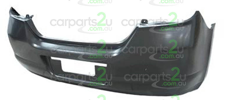 NISSAN TIIDA C11  REAR BUMPER - New quality car parts & auto spares online Australia wide with the convenience of shopping from your own home. Carparts 2U Penrith Sydney