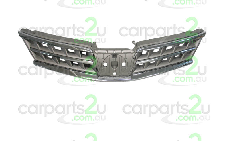 NISSAN TIIDA C11  GRILLE - New quality car parts & auto spares online Australia wide with the convenience of shopping from your own home. Carparts 2U Penrith Sydney