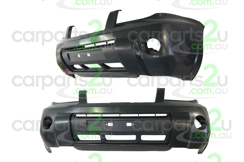 NISSAN X-TRAIL C11  FRONT BUMPER - New quality car parts & auto spares online Australia wide with the convenience of shopping from your own home. Carparts 2U Penrith Sydney