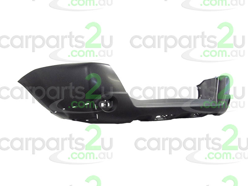 NISSAN X-TRAIL C11  REAR BUMPER - New quality car parts & auto spares online Australia wide with the convenience of shopping from your own home. Carparts 2U Penrith Sydney
