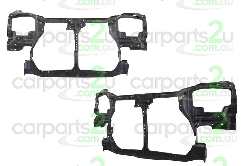 NISSAN X-TRAIL N16 SEDAN  RADIATOR SUPPORT - New quality car parts & auto spares online Australia wide with the convenience of shopping from your own home. Carparts 2U Penrith Sydney