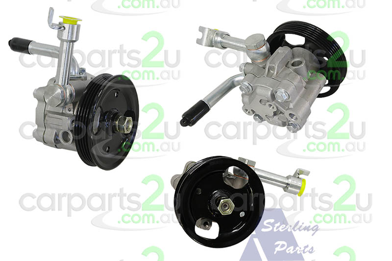 NISSAN NAVARA  POWER STEERING PUMP - New quality car parts & auto spares online Australia wide with the convenience of shopping from your own home. Carparts 2U Penrith Sydney