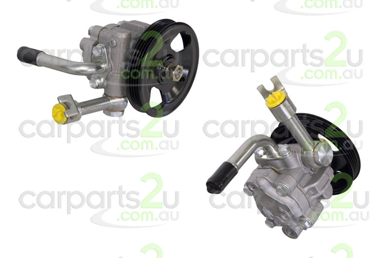 NISSAN NAVARA D40T UTE *THAI BUILD MNT*  POWER STEERING PUMP - New quality car parts & auto spares online Australia wide with the convenience of shopping from your own home. Carparts 2U Penrith Sydney
